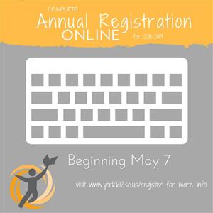 Annual Registration Online