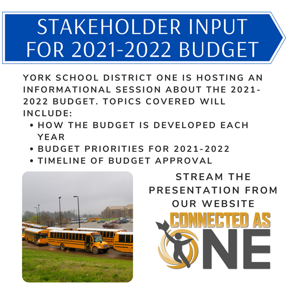 Stakeholder Feedback Presentation on 2021-22 Budget