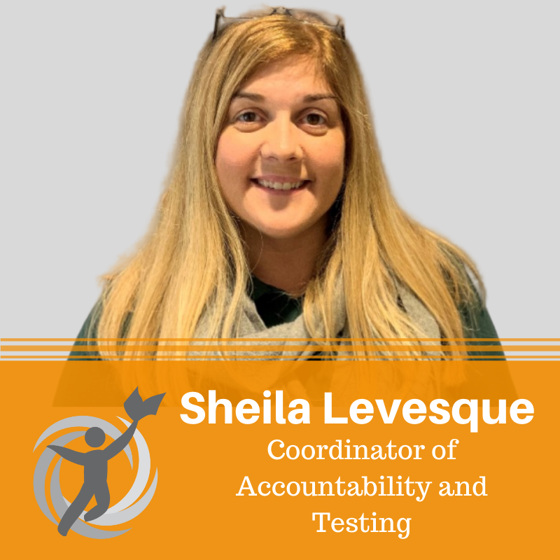 Sheila DeLuca-Levesque Coordinator of Accountability and Testing