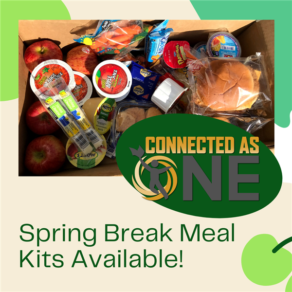 Spring Break Meal Kits Available