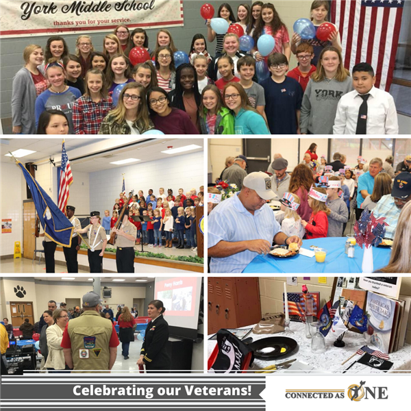 York Celebrates Our Veterans!