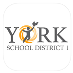 York School District 1 Logo