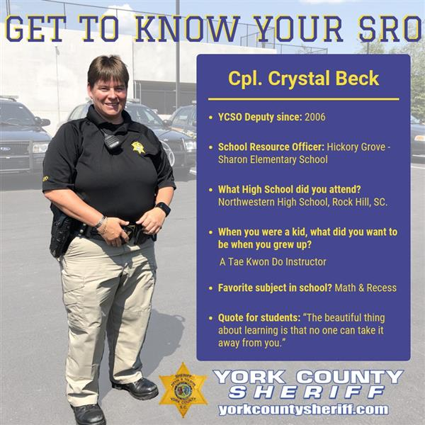 Corp. Crystal Beck